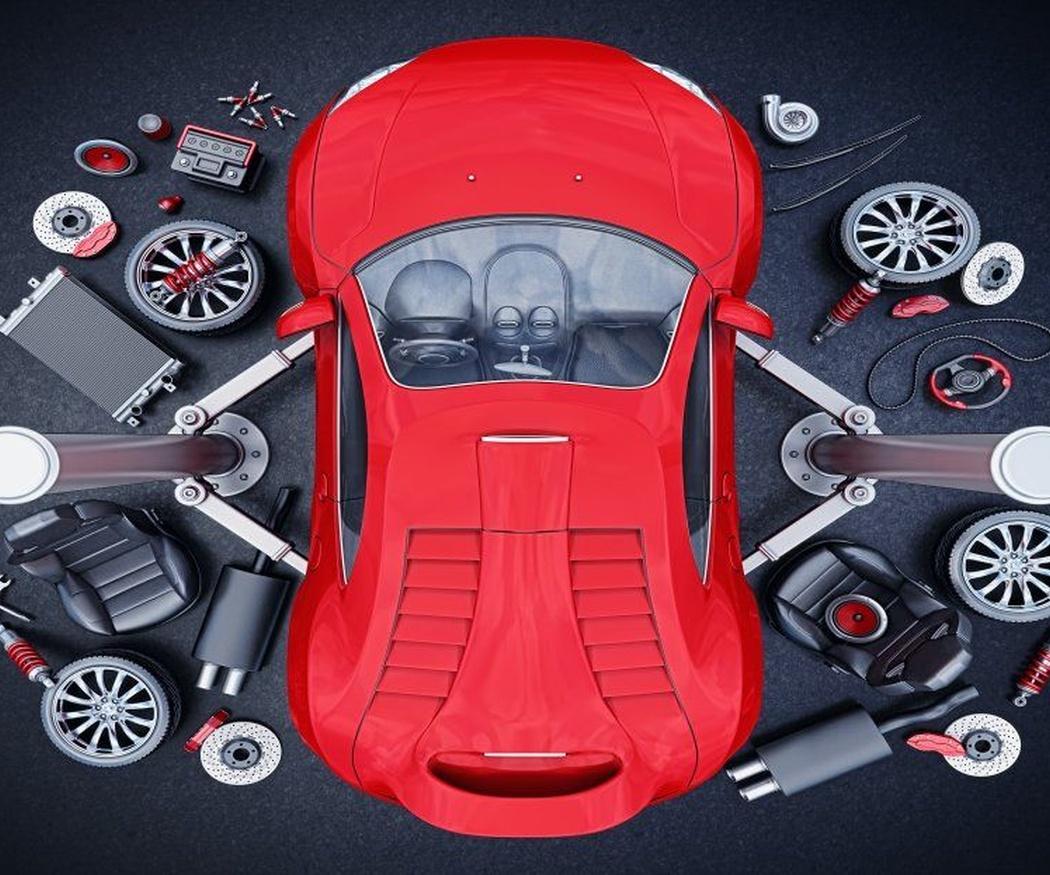 La evolución de los recambios a través de la historia del automóvil