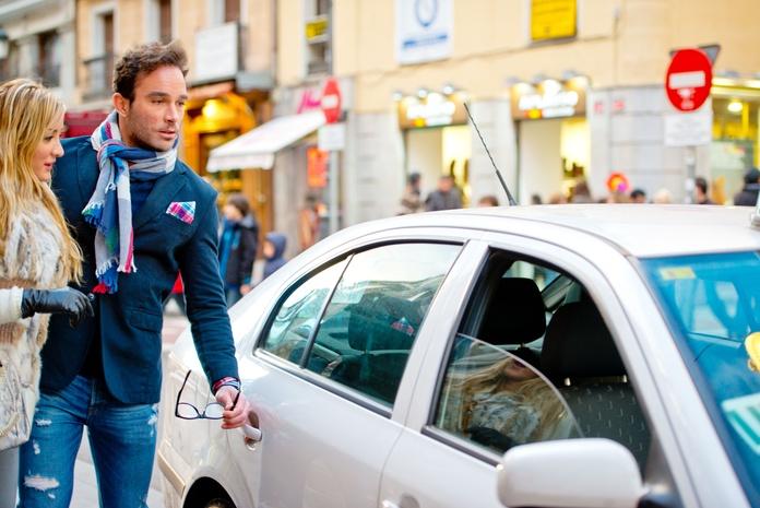 Servicio de taxi las 24 horas: Servicios de Auto Taxi Quirós