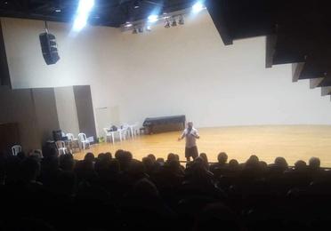 Encuentro Nordestino de Biodanza Paraiba-Brasil Septiembre 2018