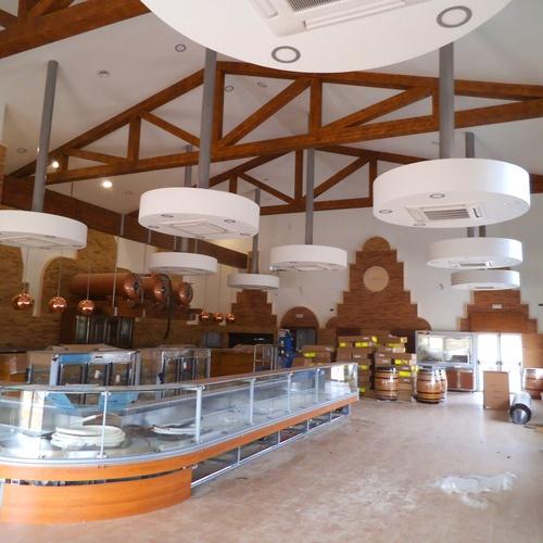 Interior (Restaurante Marino II)