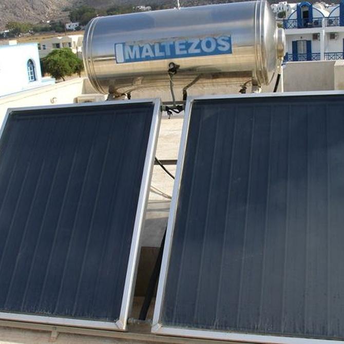 La energía solar te permite ahorrar en combustible desde el primer día