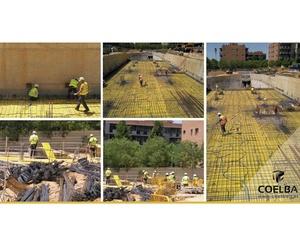 Nuestro equipo sigue trabajando en la construcción de Sant Feliu Vopi