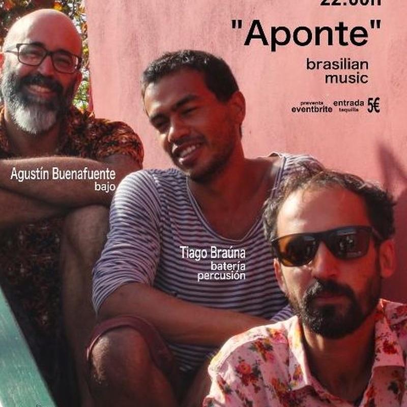Aponte: Programación de Café Teatro Rayuela