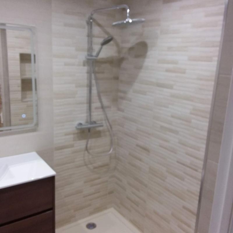 Cambio de bañera por plato de ducha: Servicios de Reformas Sedeño