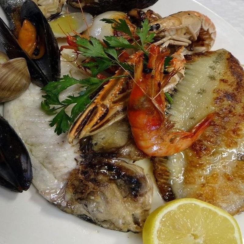 Carta del Rosamar: Carta de Restaurant Rosamar