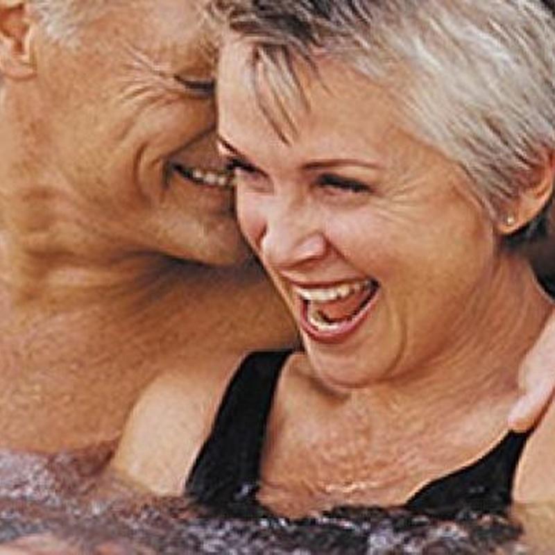Beneficios para la salud: Catálogo de Sundance Spas