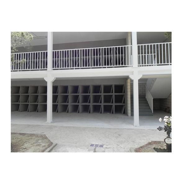 Construcción de nichos: Servicios de Construcciones LRG