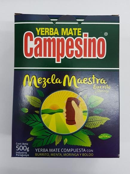 CAMPESINO MEZCLA MAESTRA: PRODUCTOS de La Cabaña 5 continentes