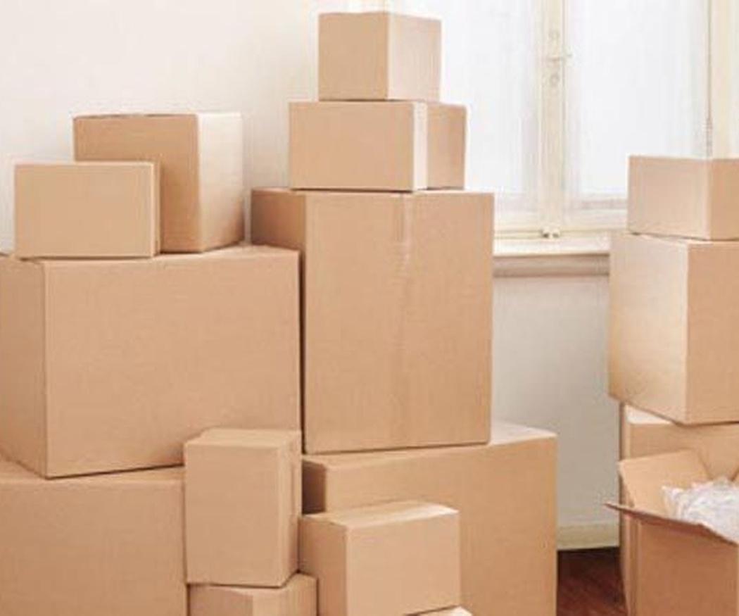 Consejos para organizar las cajas de una mudanza