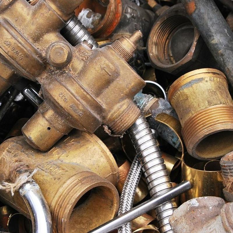 Compra y venta de chatarra y metales: Servicios de Atención al cliente
