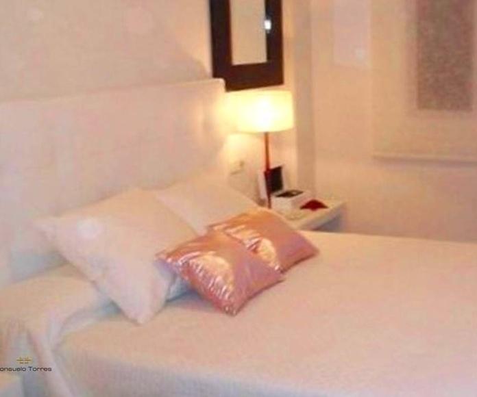 Diseño interior de dormitorio