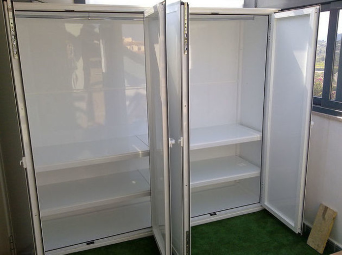 Interior armario: Productos y servicios de Metal Masa, S.L.