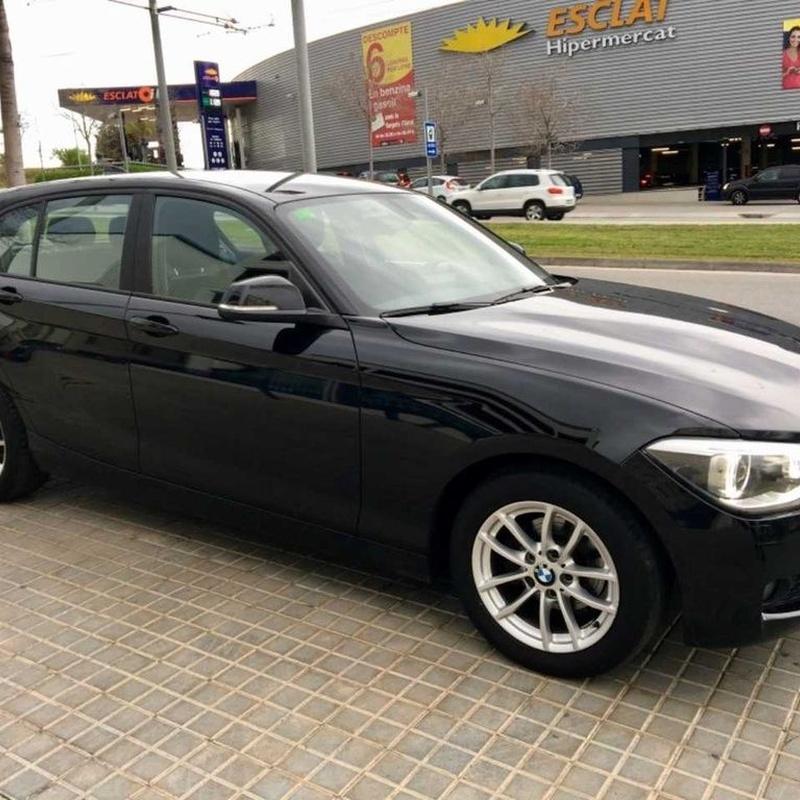 BMW Serie 1 116D 5P 116CV: Servicios de CONCESIONARIO MEL`S