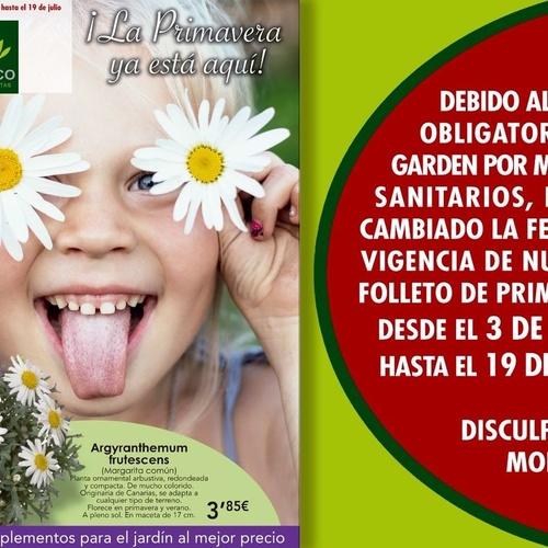 CATALOGO PROMOCION PRIMAVERA - VERANO 2020