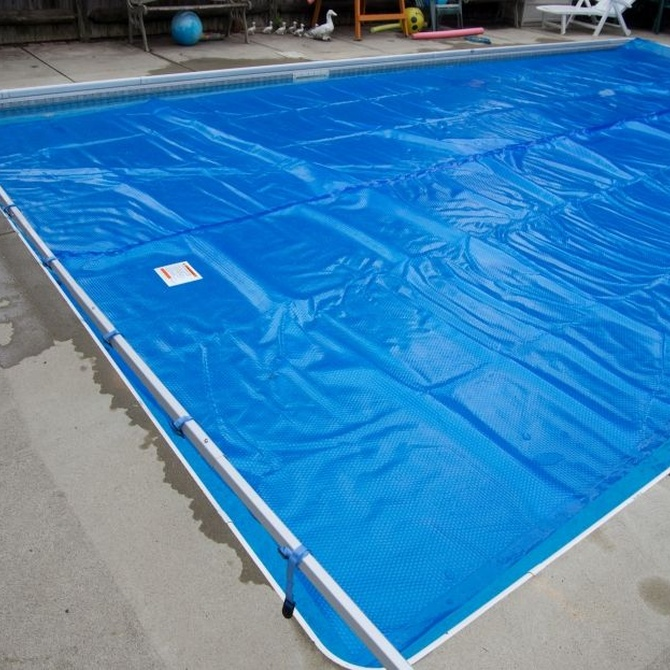 Proteger tu piscina en los meses de frío