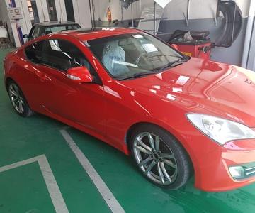 Reparacion Hyundai Genesis