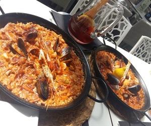 Paella en Salou
