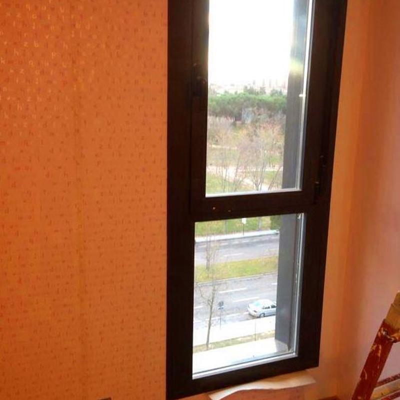 Tabiques, techos de pladur y pintura.: Trabajos realizados de REFORMAS, INSTALACIONES Y CONSTRUCCION ARAGON