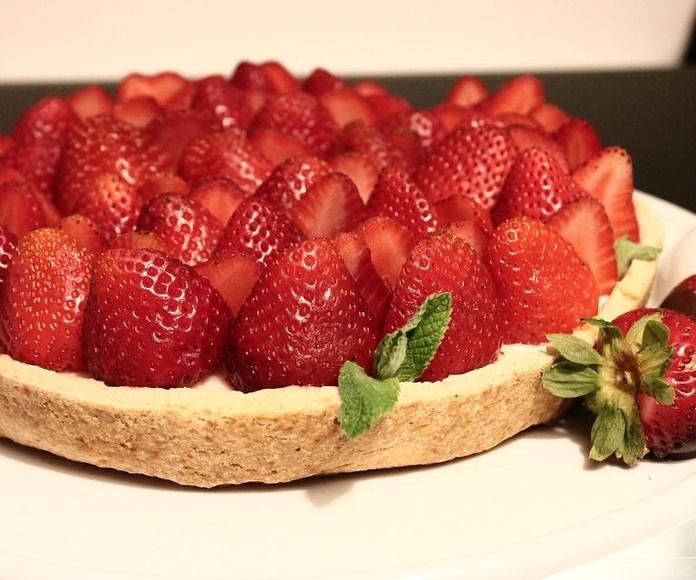 Tartas: Productos de Panadería Galván