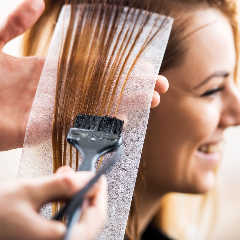 Servicios de color: Peluquería y Estética de E&B Peluqueros