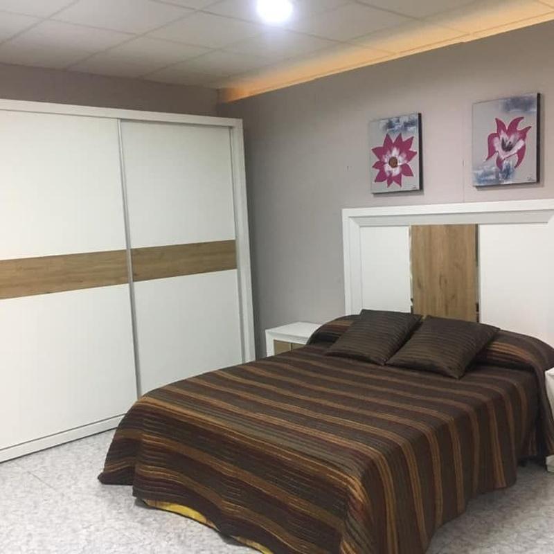 Dormitorios de matrimonio: Muebles de Muebles Gragera