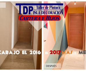 Taller de pintura en Isla Cristina