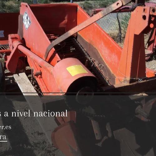 Maquinaria agrícola en  | Sergi Gilart