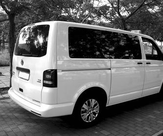 Viajes y visitas guiadas: Servicios de Taxi Juan Carlos