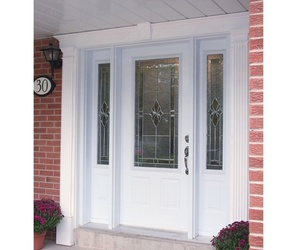 Puertas de exterior en aluminio