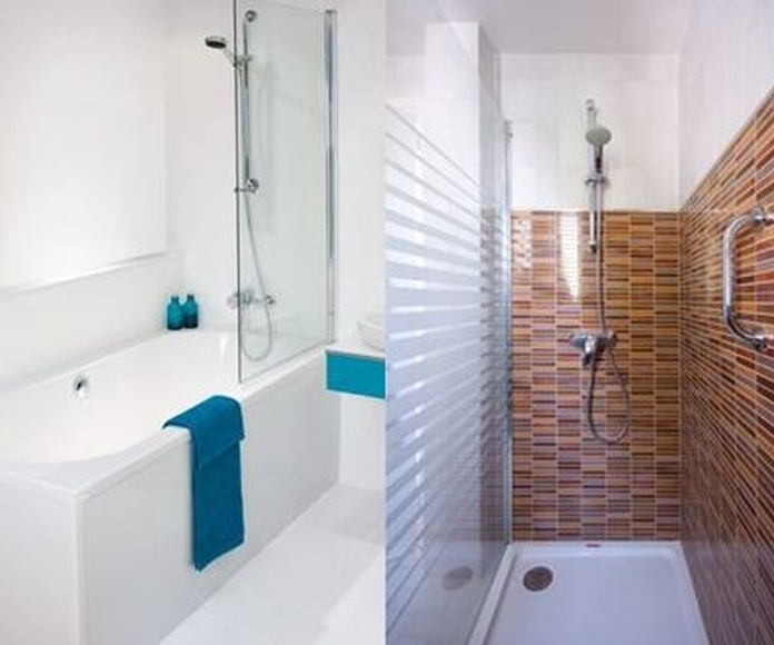 Cambio bañera por ducha San Vicente de Raspeig