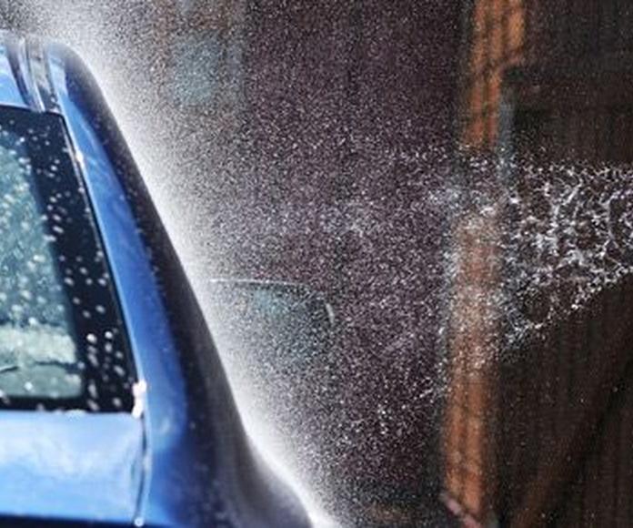 Lavado de coches: Servicios de Garaje Ceán Bermúdez