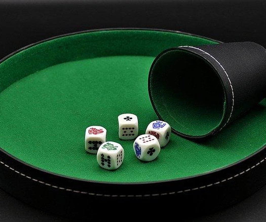 El origen de los juegos de azar