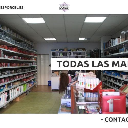 Distribuidores de productos de peluquería en Palma de Mallorca | Distribuciones Porcel