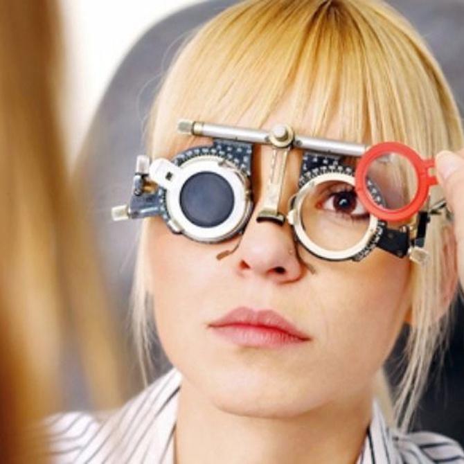 Los síntomas del astigmatismo en los niños