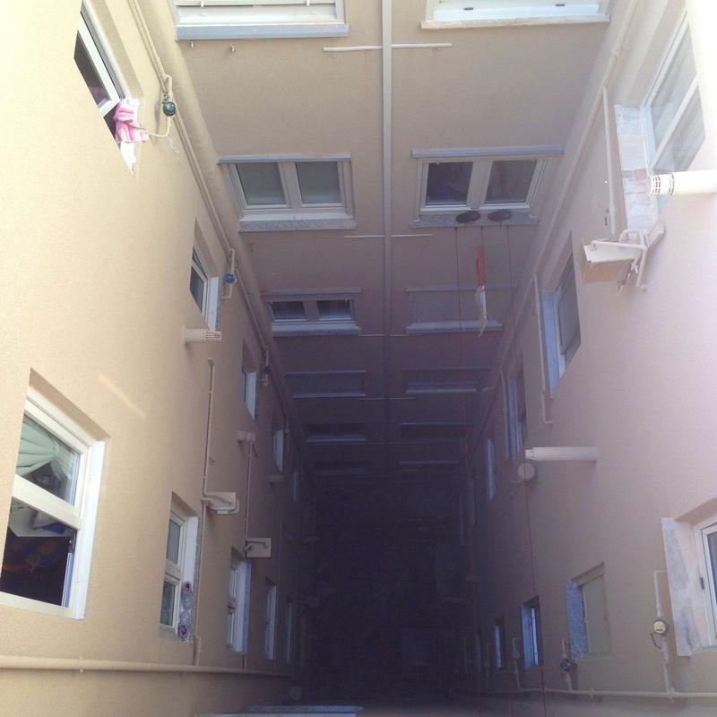 Reparación e impermeabilización de patios interiores en Santander-Torrelavega.