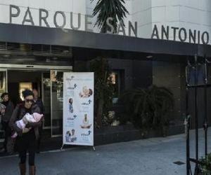 Servicio en el Hospital Gálvez y Clínica San Antonio