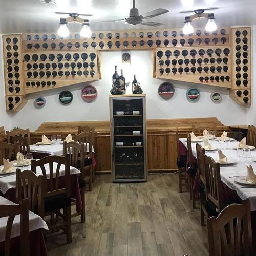Gastronomía de la Sierra de Gúdar en Virgen de la Vega, Teruel