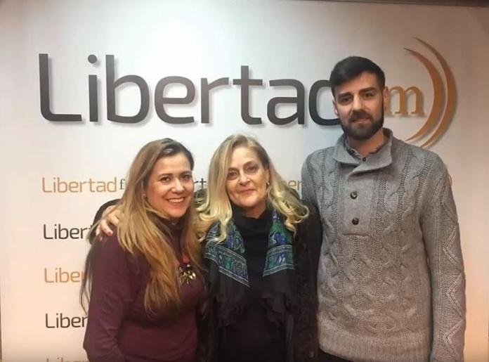 DIALOGOS CON LA PSICOLOGA. con Ana Benegas EN FM RADIO LIBERTAD : Todos en libertad.