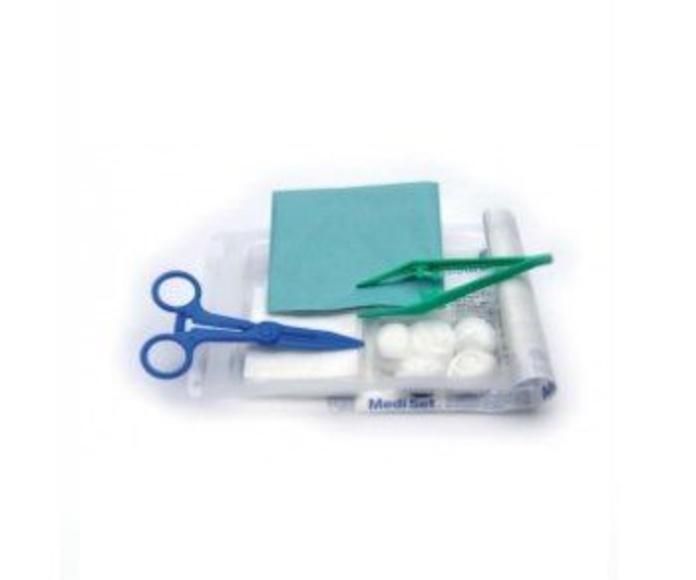 Instrumental y material sanitario