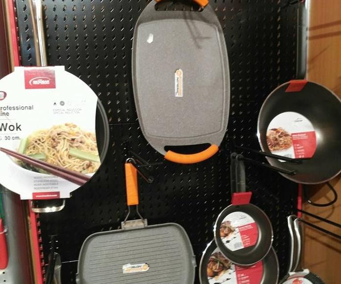 Menaje para cocina: Productos de Suministros Conde