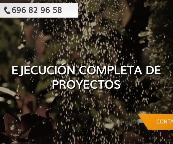 Diseño y mantenimiento de jardines en Elda | Jardinería José Alejandro Carrillo