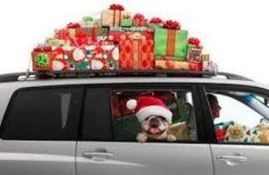 Antes de viajar en navidad