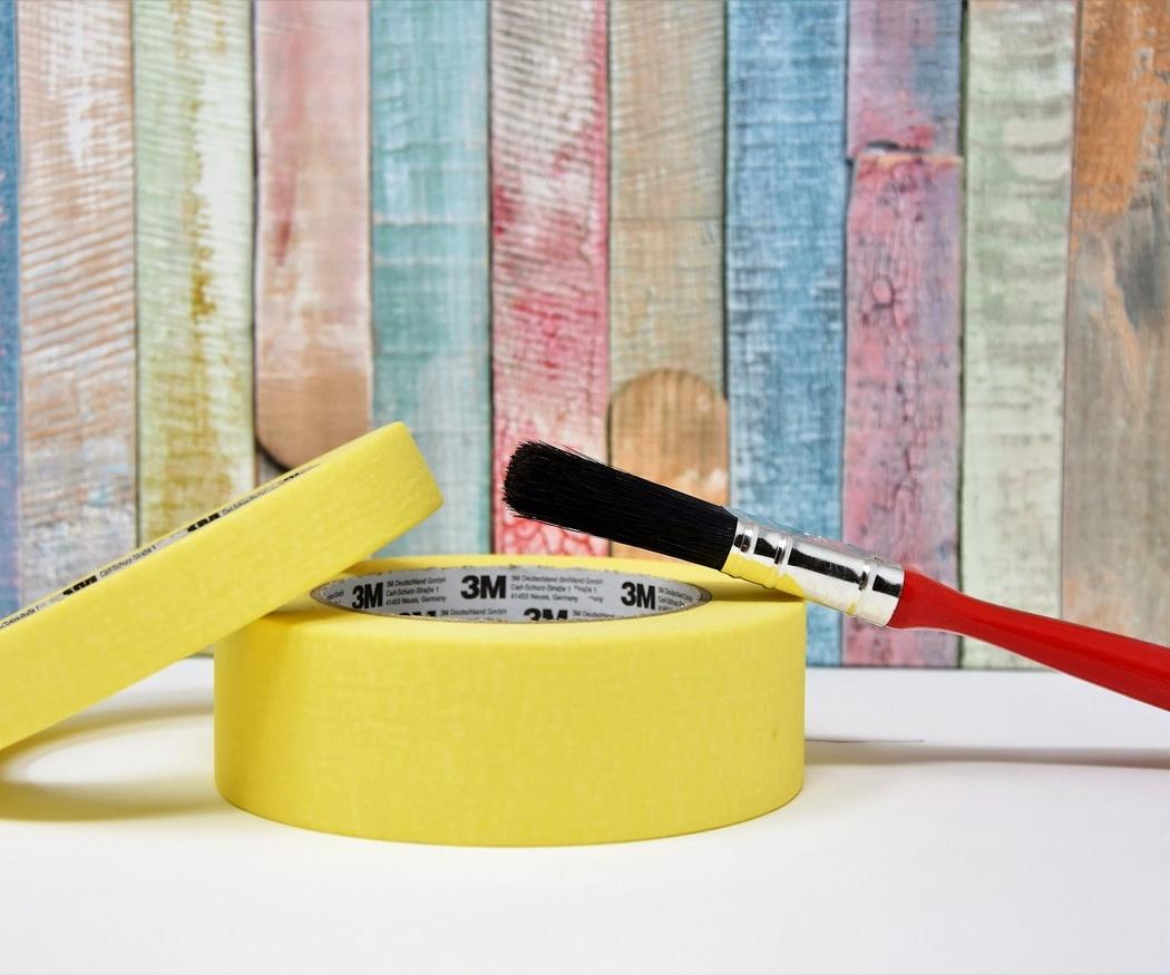 Diferentes uso de la cinta adhesiva