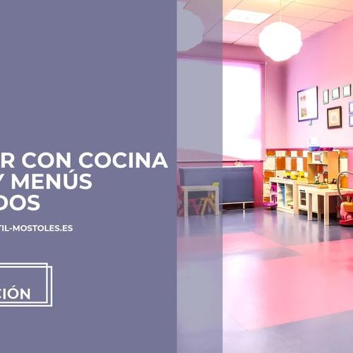Escuela infantil Móstoles, Parque Coimbra.