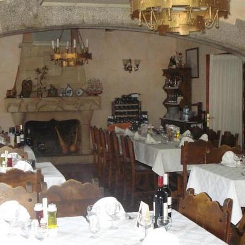 Restaurante: Servicios de Ca La Maria