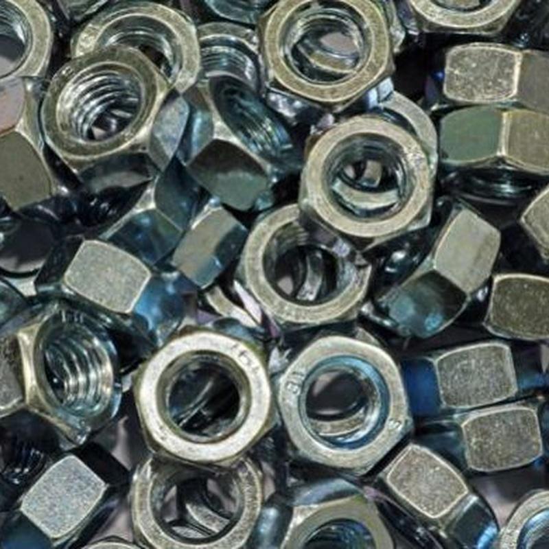 Tuercas hexagonales: Productos de Ferretería Baudilio