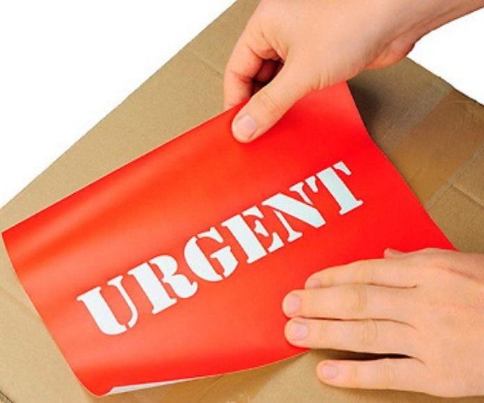 Transportes urgentes: Servicios de Logística Oliver, S.L.
