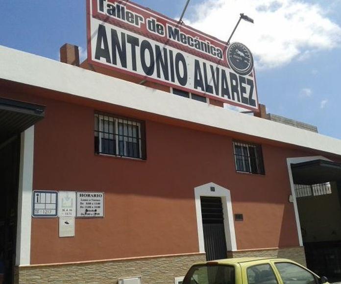 TALLER ANTONIO ALVAREZ