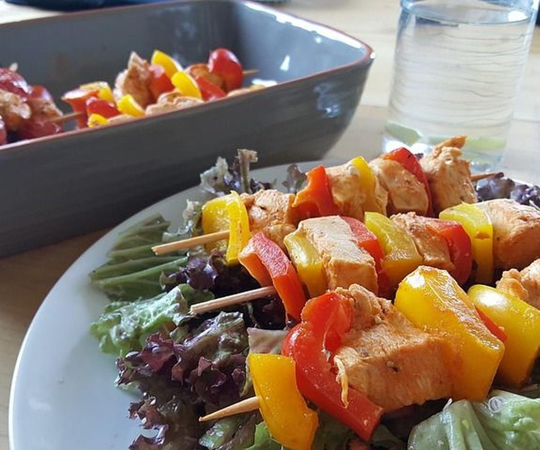 ¿Quién dijo que el plato combinado no era saludable?