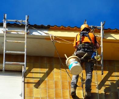 Empresa de rehabilitación y mantenimiento de edificios.